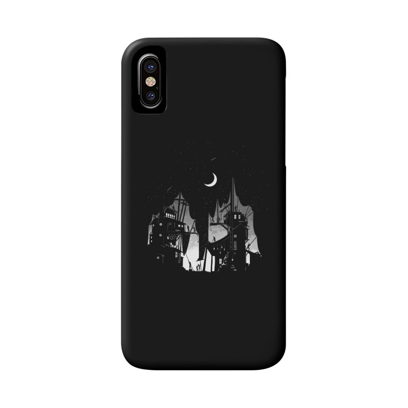 Nightfall Accessories Phone Case by Stuff, By Alan Bao