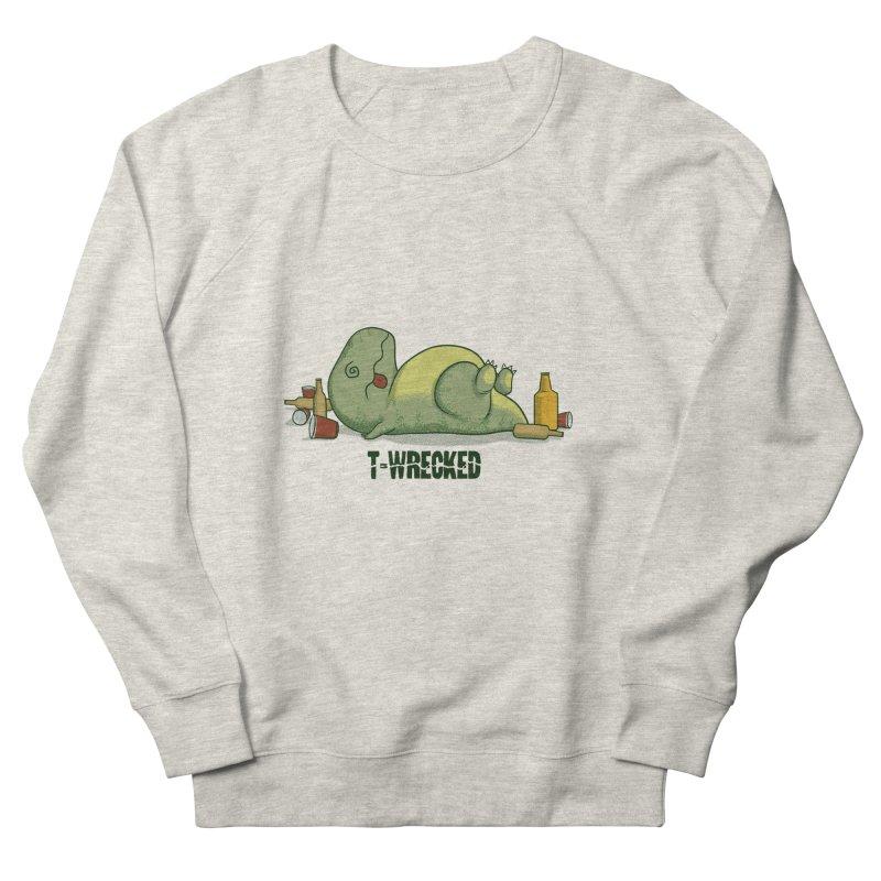 T-Wrecked Women's Sweatshirt by Stuff, By Alan Bao