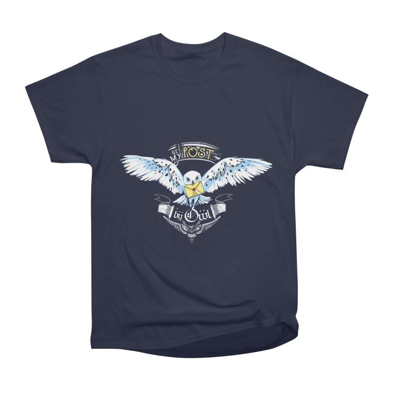 Owl Post Women's Classic Unisex T-Shirt by Stuff, By Alan Bao
