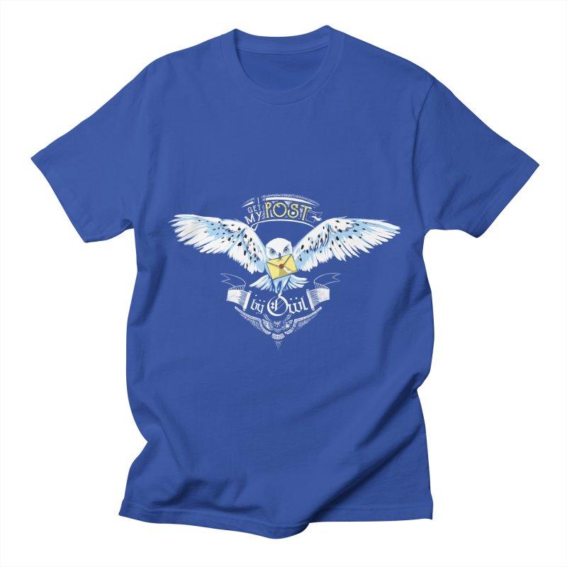 Owl Post Women's Unisex T-Shirt by Stuff, By Alan Bao