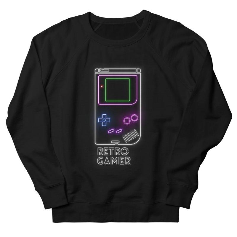 Retro Gamer Men's Sweatshirt by Stuff, By Alan Bao