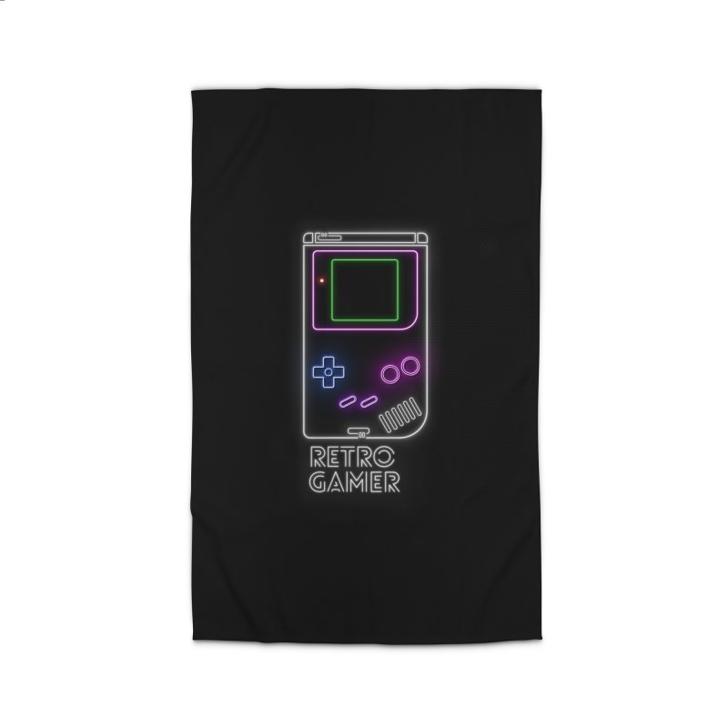 Retro Gamer Home Rug by Stuff, By Alan Bao