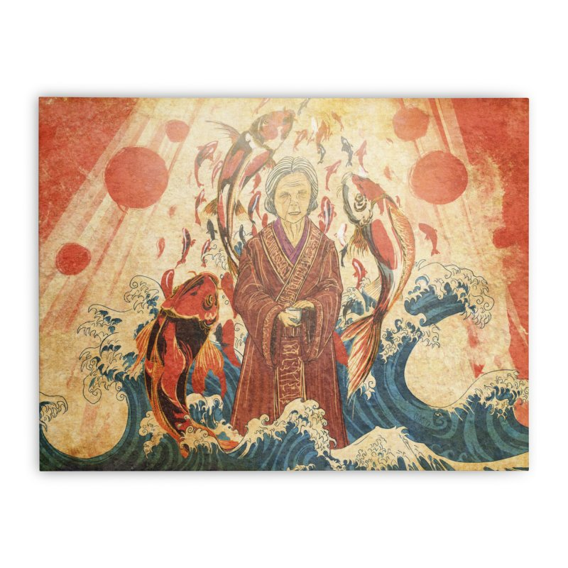 The Last Cheng Ben Gift Home Stretched Canvas by Stuff, By Alan Bao