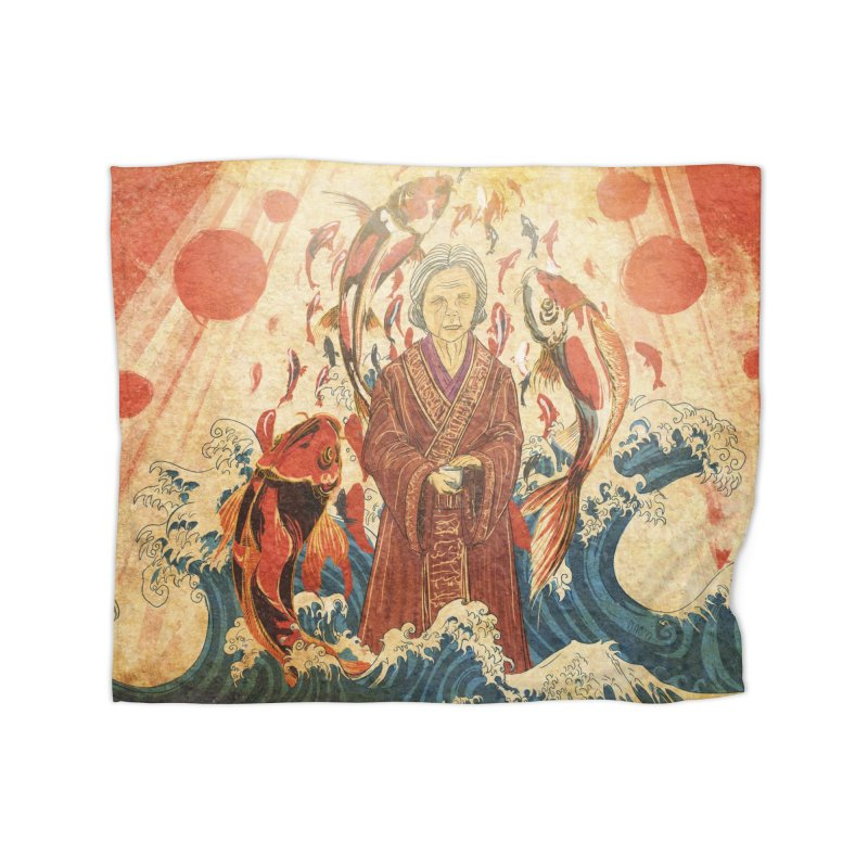 The Last Cheng Ben Gift Home Blanket by Stuff, By Alan Bao