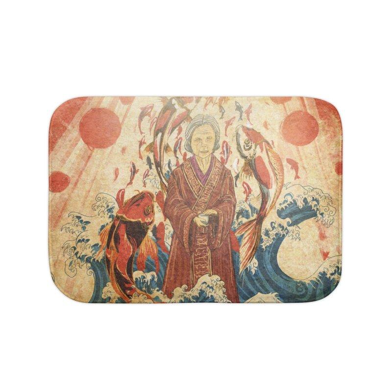 The Last Cheng Ben Gift Home Bath Mat by Stuff, By Alan Bao