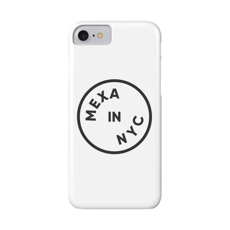 New York City Accessories Phone Case by Mexa In NYC