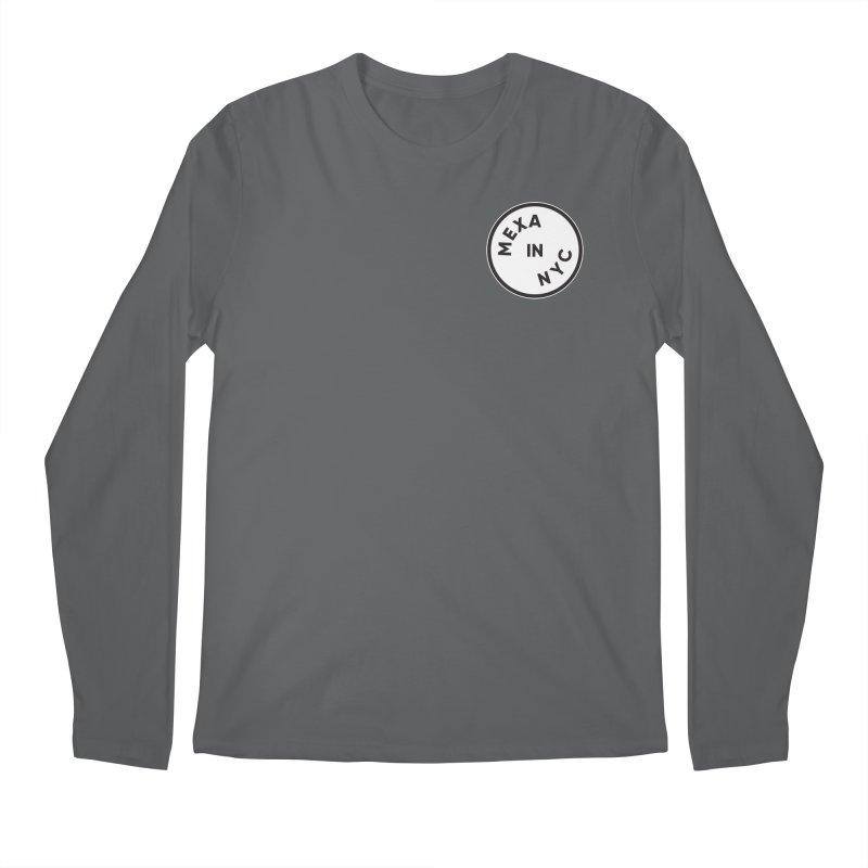New York City Men's Longsleeve T-Shirt by Mexa In NYC