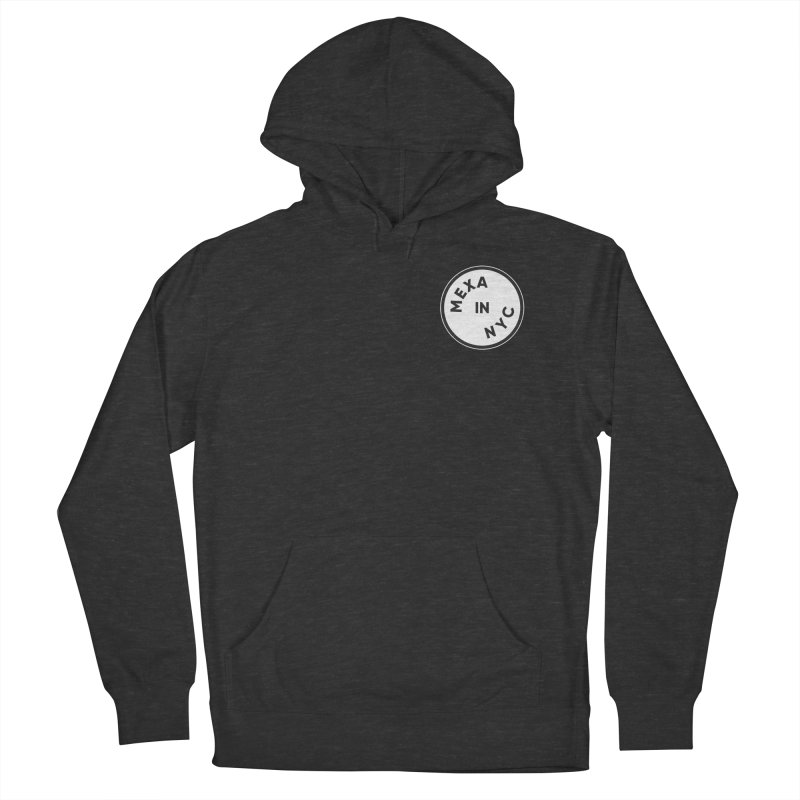 New York City Women's French Terry Pullover Hoody by Mexa In NYC
