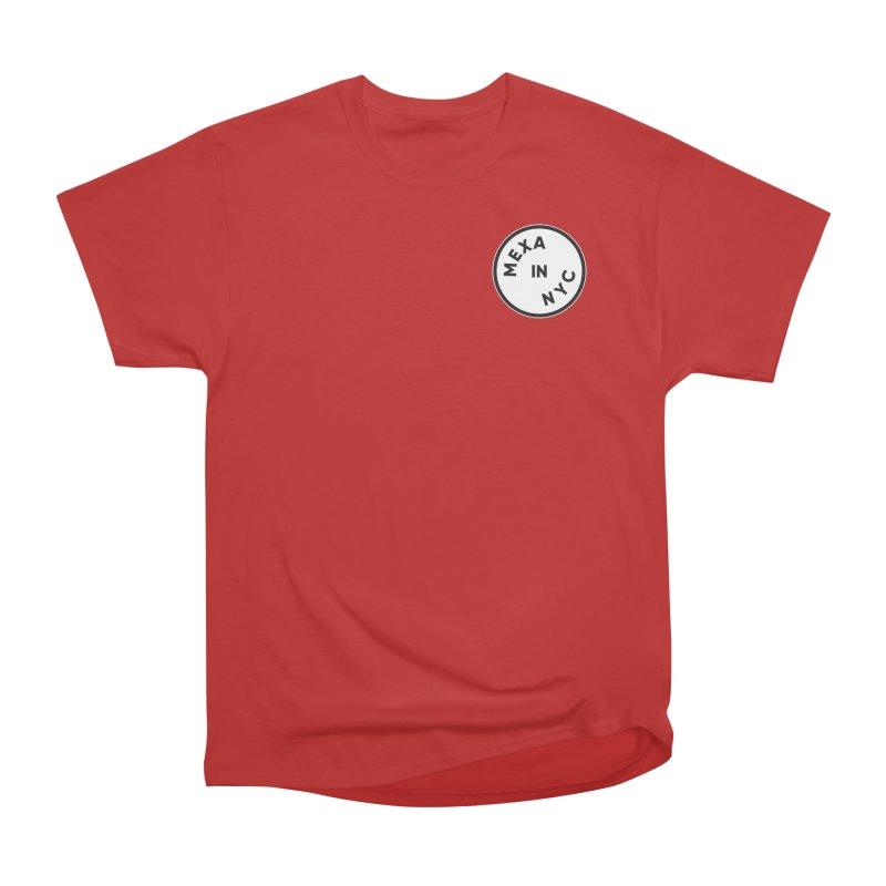 New York City Men's Heavyweight T-Shirt by Mexa In NYC