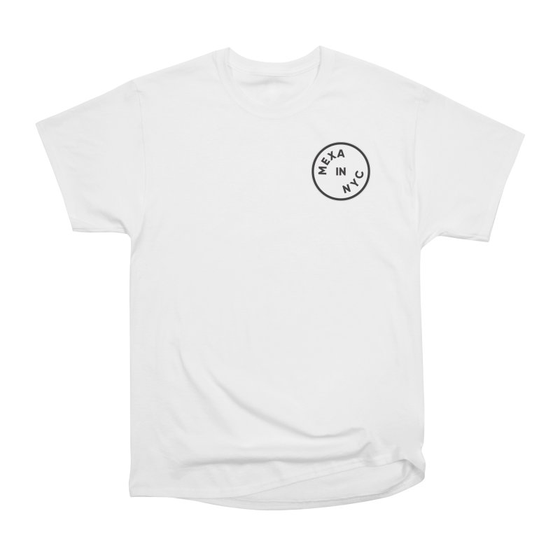 New York City Women's Heavyweight Unisex T-Shirt by Mexa In NYC