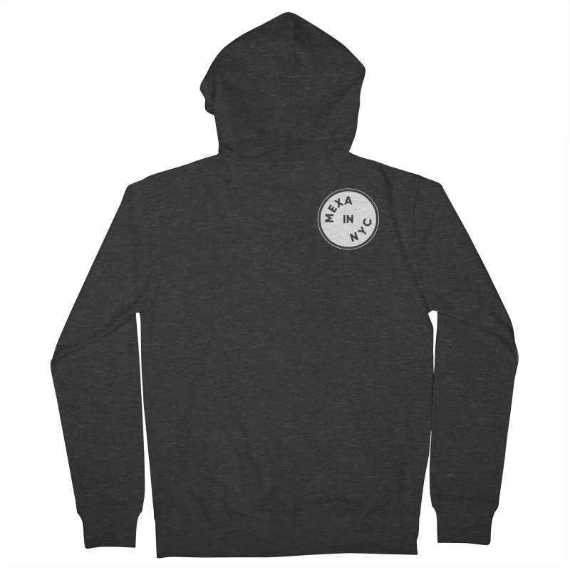 New York City Women's French Terry Zip-Up Hoody by Mexa In NYC