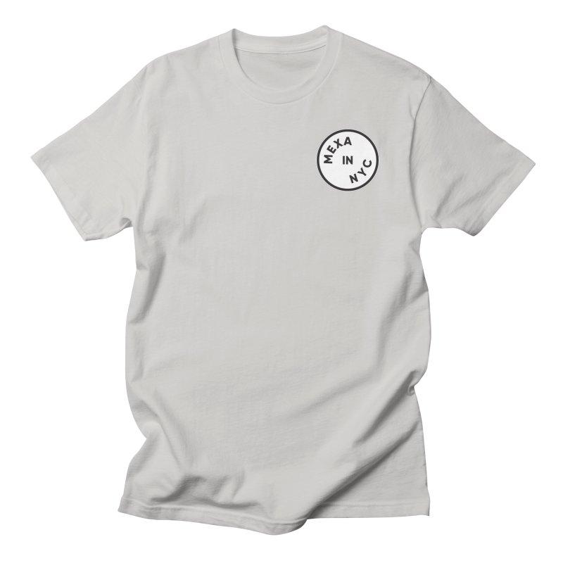 New York City Men's Regular T-Shirt by Mexa In NYC