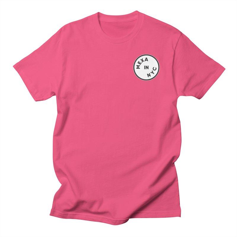 New York City Women's Regular Unisex T-Shirt by Mexa In NYC