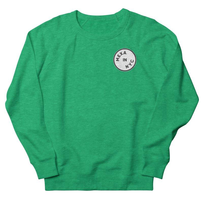 New York City Women's French Terry Sweatshirt by Mexa In NYC