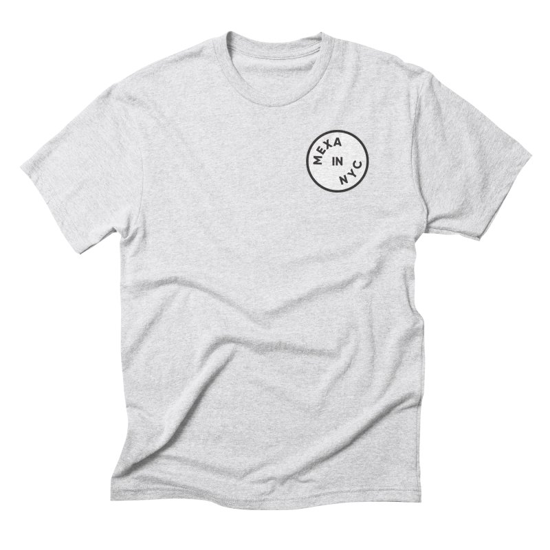 New York City Men's Triblend T-Shirt by Mexa In NYC