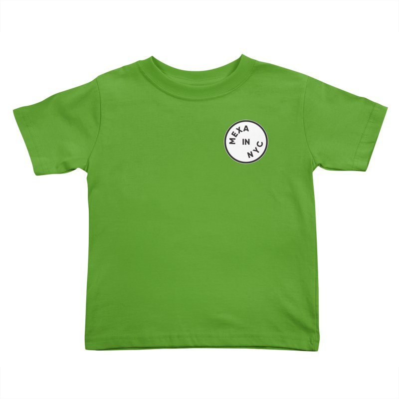New York City Kids Toddler T-Shirt by Mexa In NYC