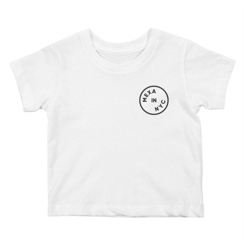New York City Kids Baby T-Shirt by Mexa In NYC