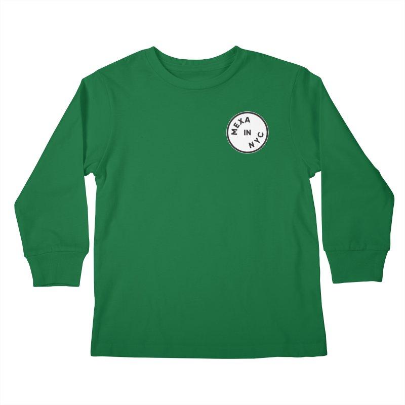 New York City Kids Longsleeve T-Shirt by Mexa In NYC