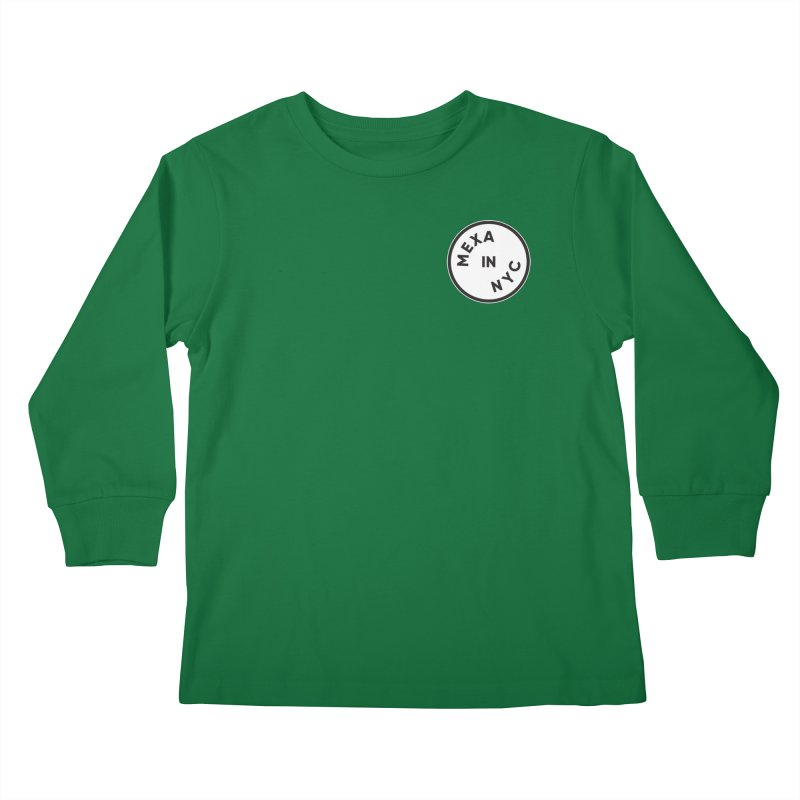 New York City Kids Longsleeve T-Shirt by Mexa In NYC