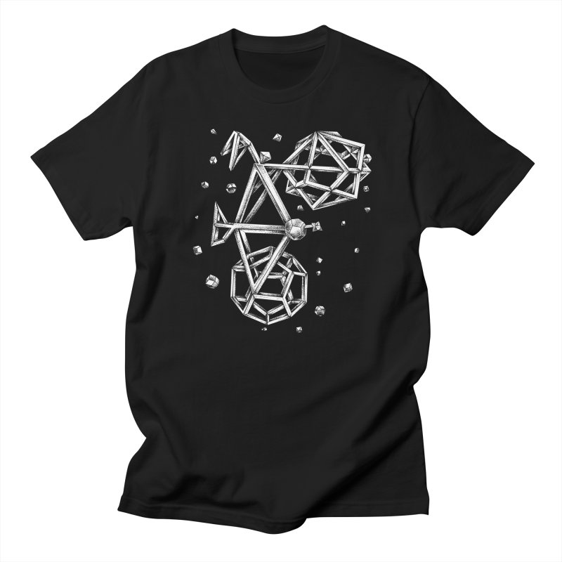 Stars Men's T-shirt by alanmaia's Artist Shop