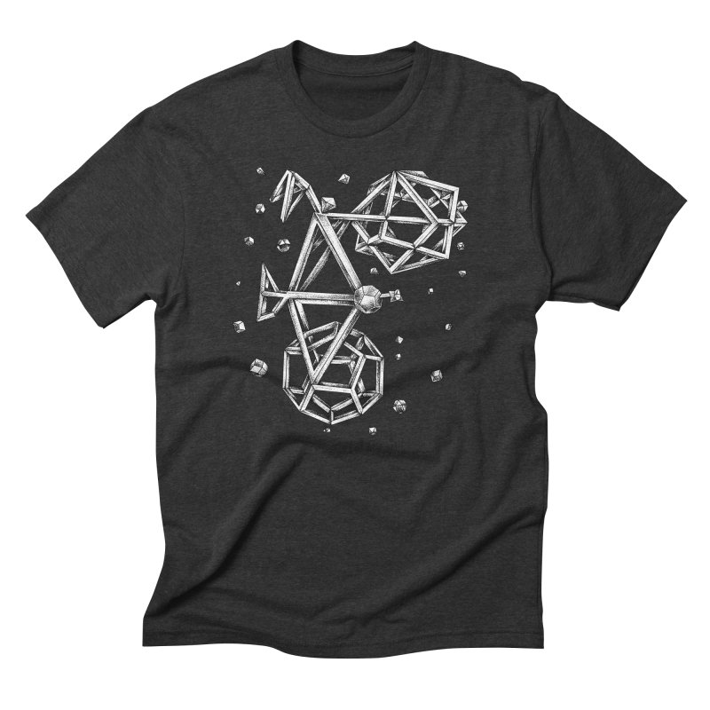 Stars Men's Triblend T-Shirt by alanmaia's Artist Shop