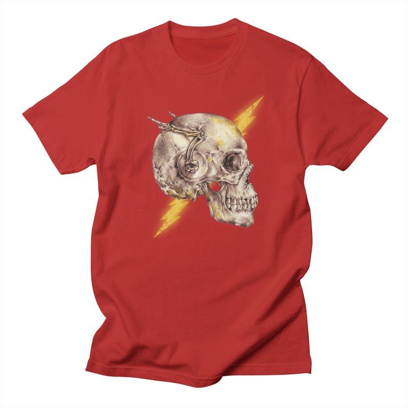 Flash Men's T-shirt by alanmaia's Artist Shop