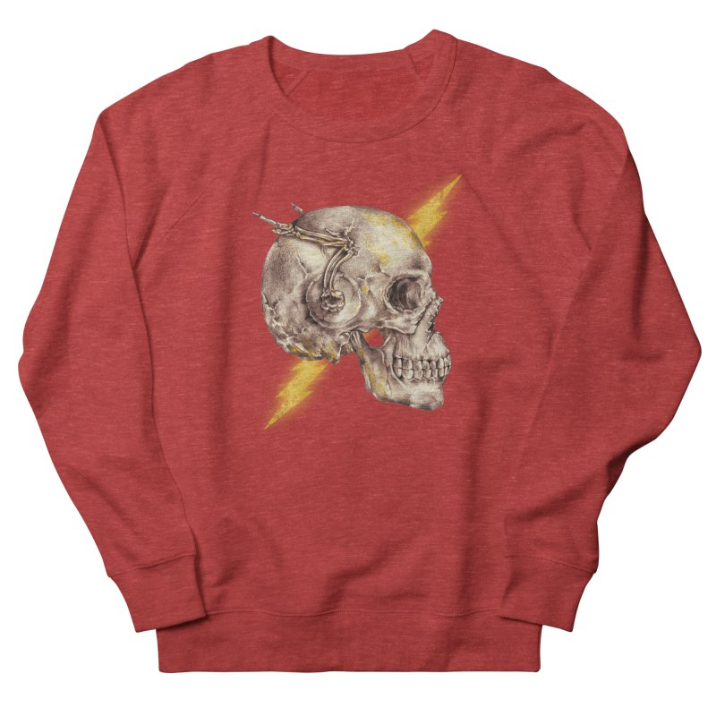 Flash Men's Sweatshirt by alanmaia's Artist Shop