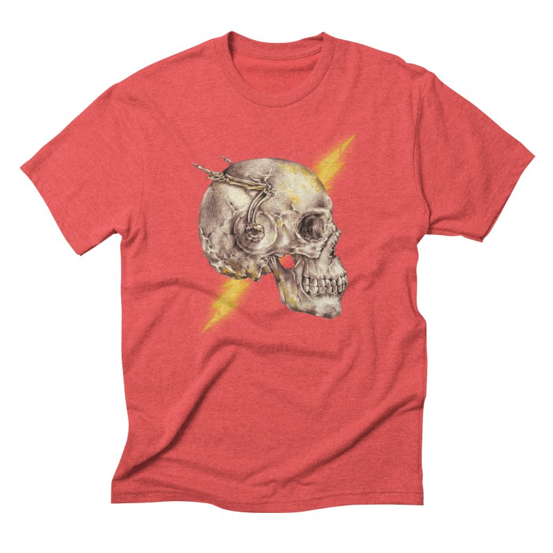 Flash Men's Triblend T-Shirt by alanmaia's Artist Shop