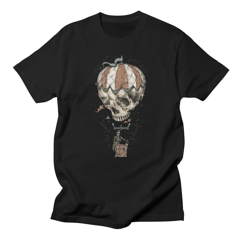 Journey Men's T-shirt by alanmaia's Artist Shop