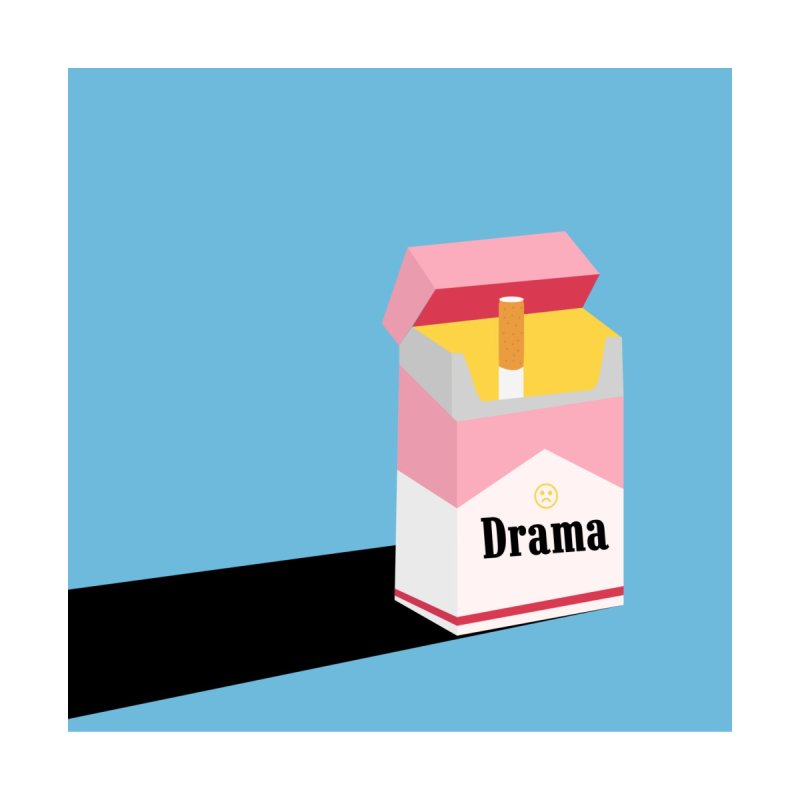 drama None  by albablazquez's Artist Shop