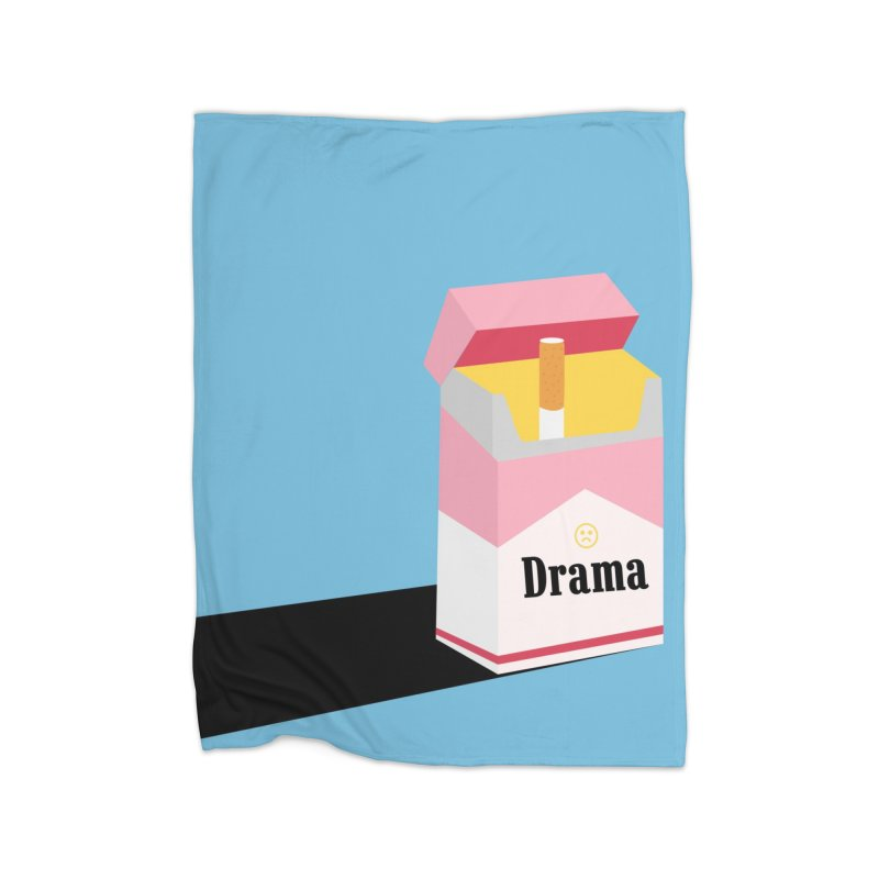 drama Home Blanket by albablazquez's Artist Shop