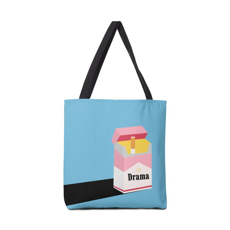 drama Accessories Bag by albablazquez's Artist Shop