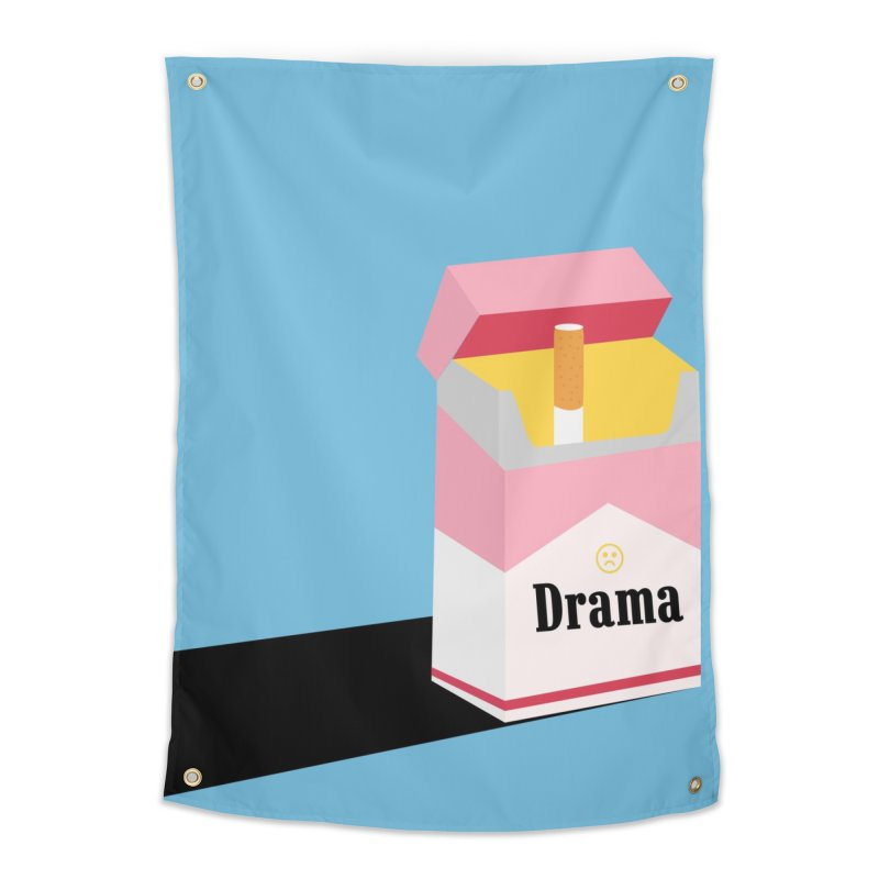 drama Home Tapestry by albablazquez's Artist Shop