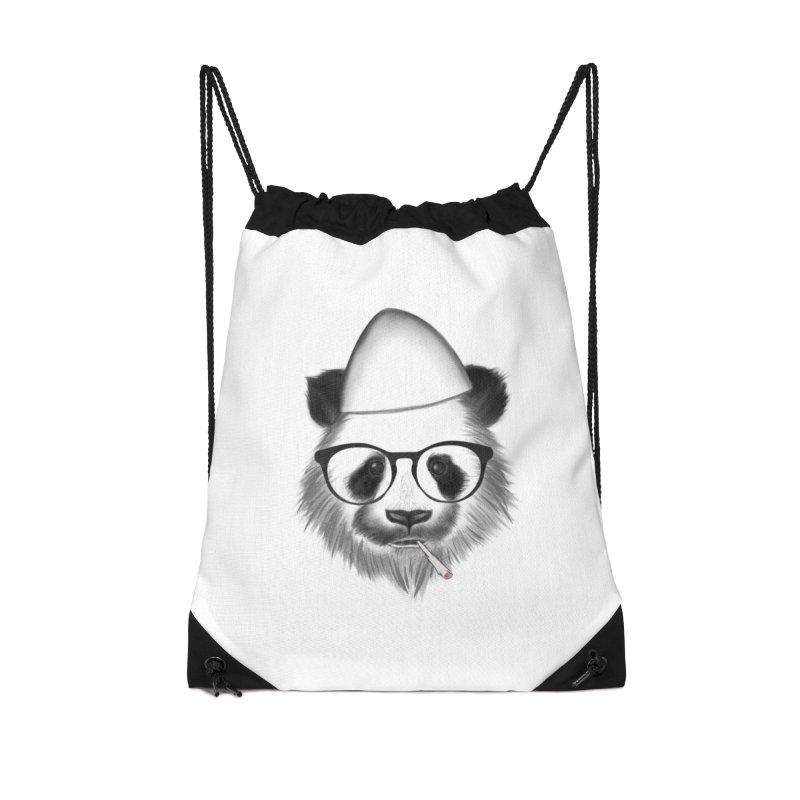 Panda me Plis Accessories Bag by ylllenjani.com