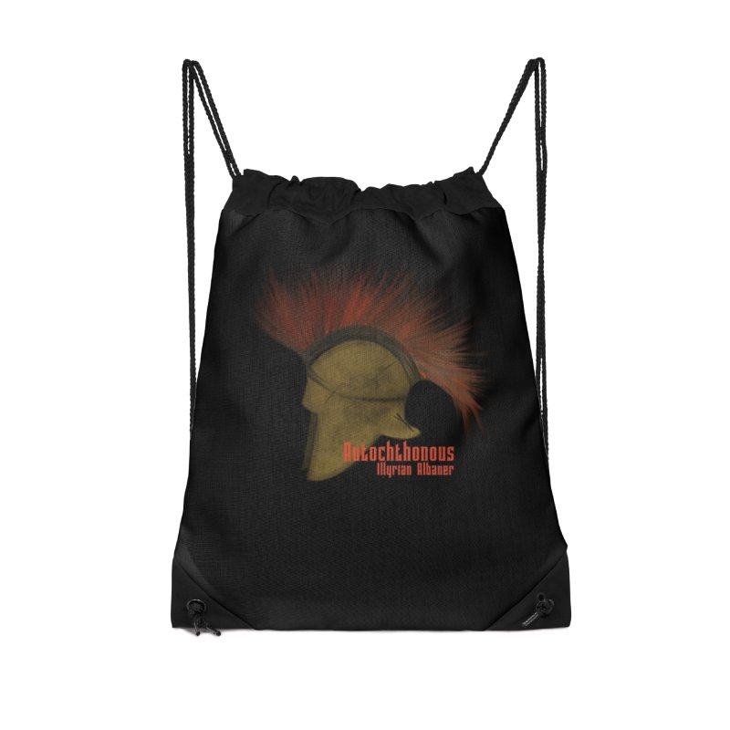 Autochthonous Illyrian Accessories Bag by ylllenjani.com