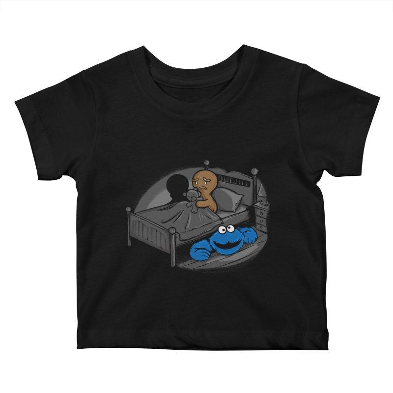 Boogieman Kids Baby T-Shirt by alberto83aj's Artist Shop