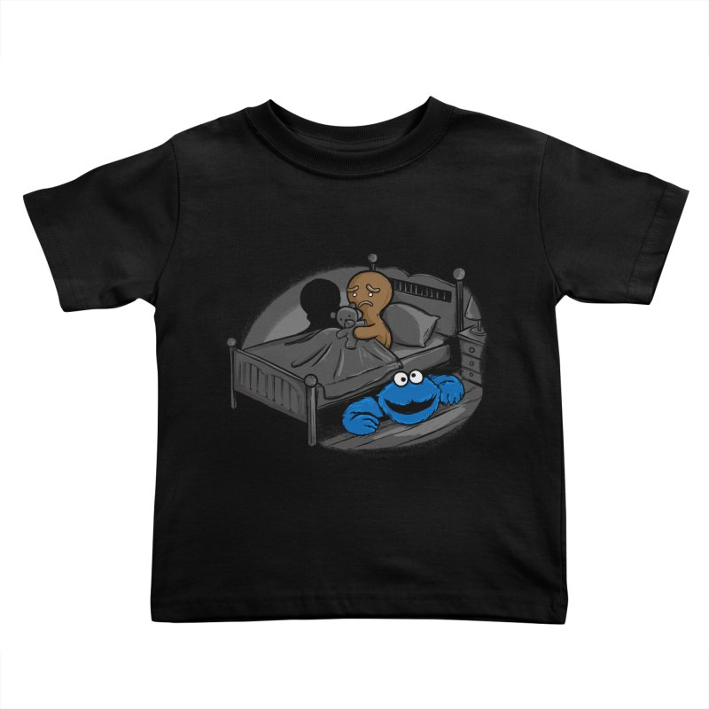 Boogieman Kids Toddler T-Shirt by alberto83aj's Artist Shop