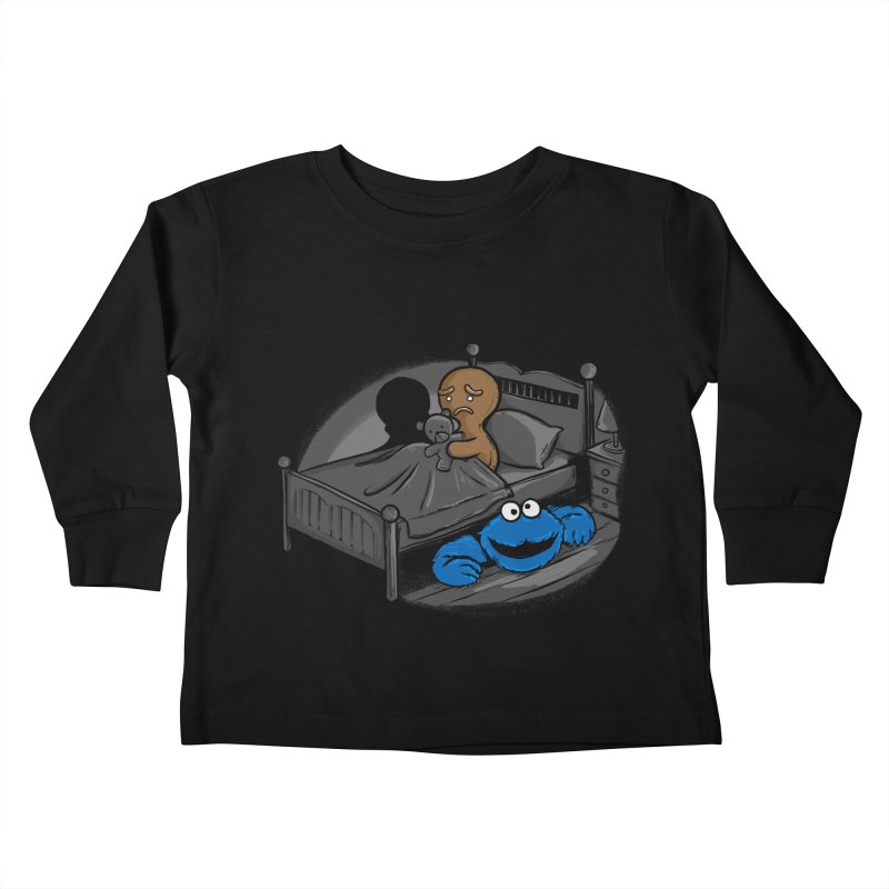 Boogieman Kids Toddler Longsleeve T-Shirt by alberto83aj's Artist Shop