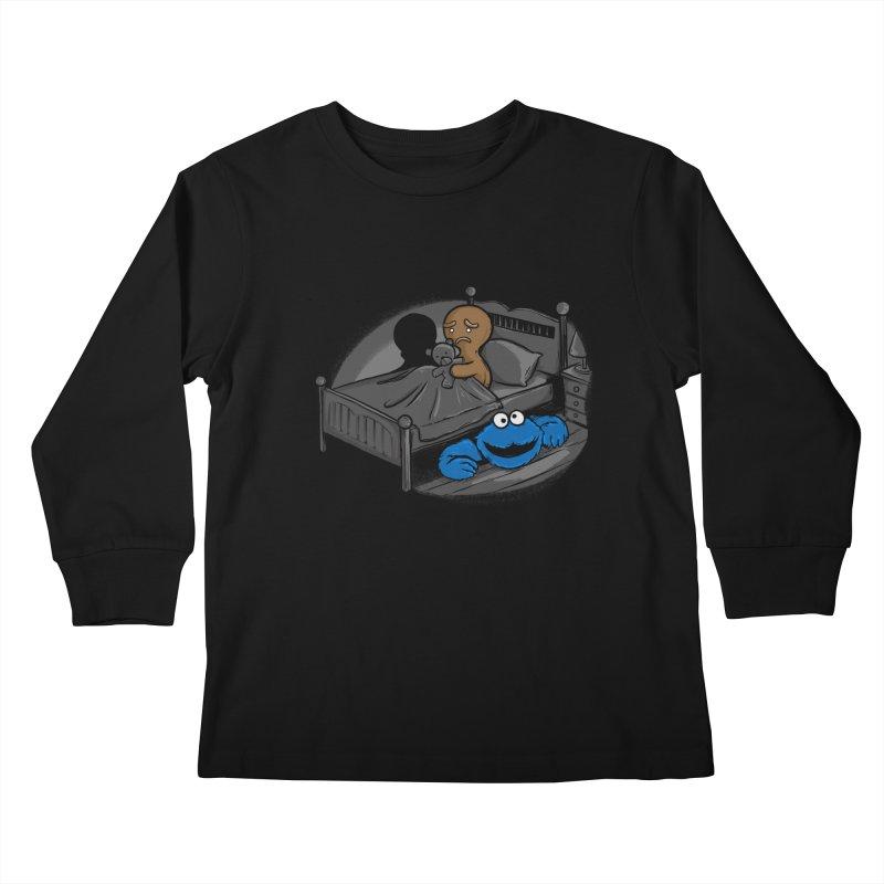 Boogieman Kids Longsleeve T-Shirt by alberto83aj's Artist Shop