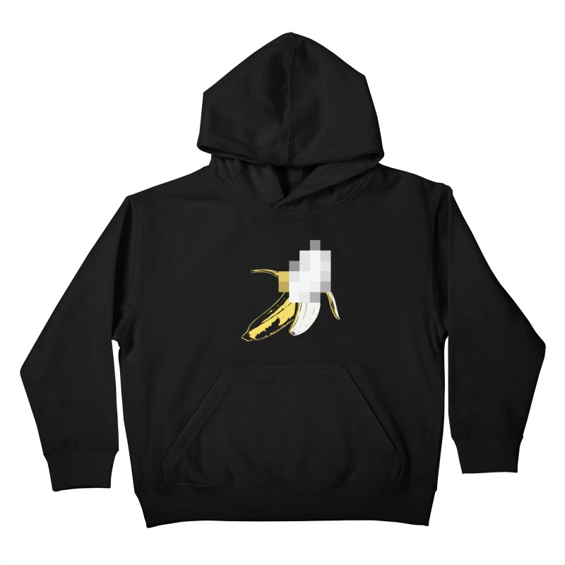 Censored Kids Pullover Hoody by alberto83aj's Artist Shop