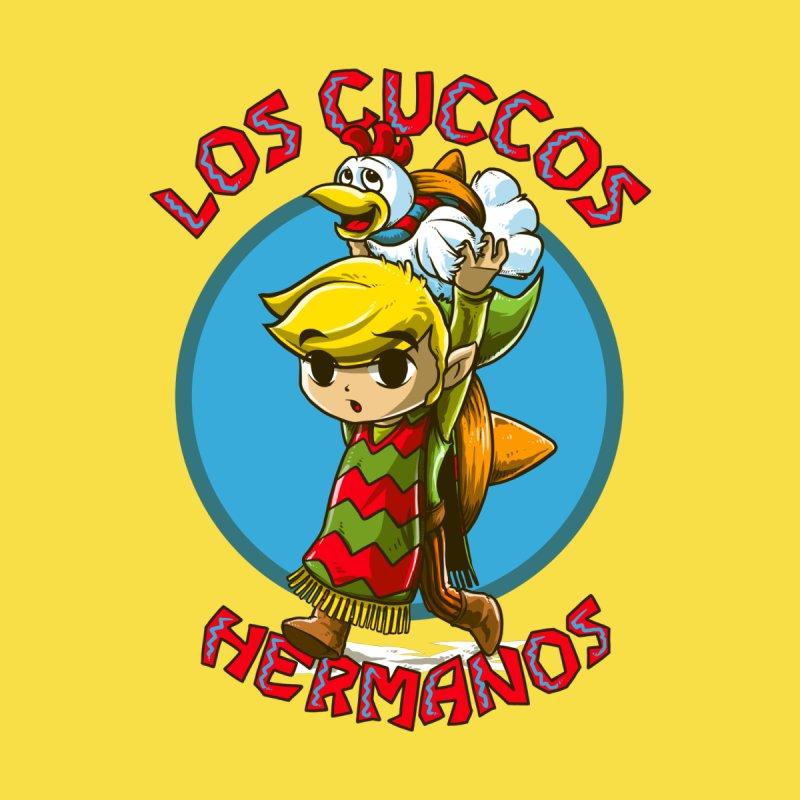Los Cuccos Hermanos by Alberto Arni's Artist Shop