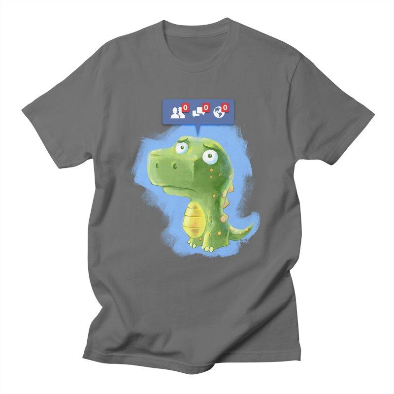 Extinct Friends Men's T-shirt by Alberto Arni's Artist Shop