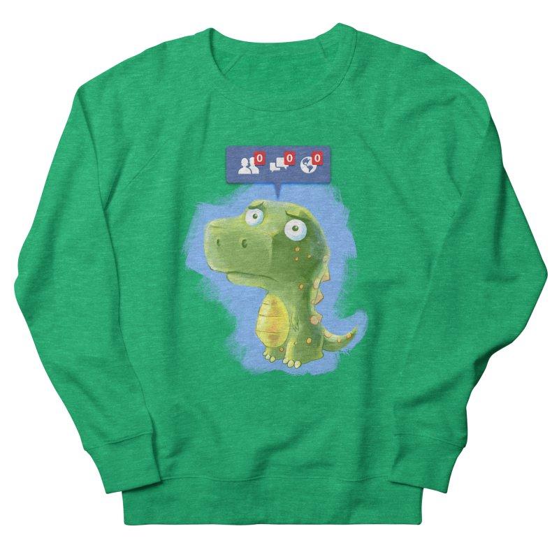Extinct Friends Men's Sweatshirt by Alberto Arni's Artist Shop