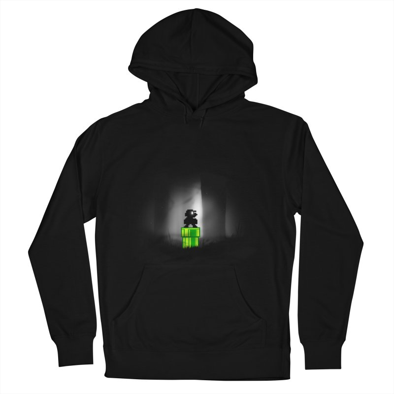 Wrong Pipe Men's Pullover Hoody by Alberto Arni's Artist Shop
