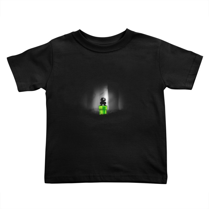 Wrong Pipe Kids Toddler T-Shirt by Alberto Arni's Artist Shop