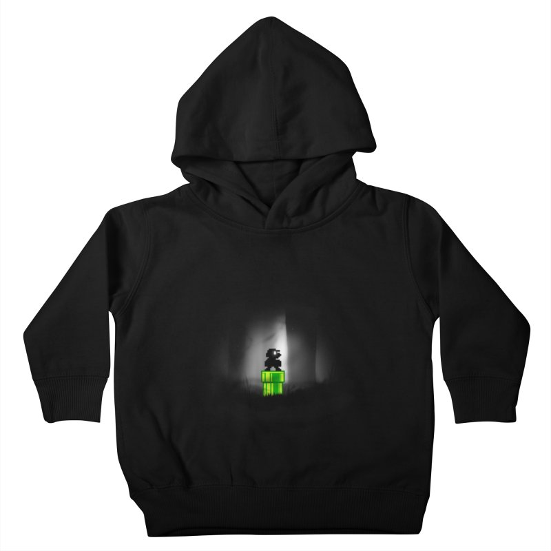 Wrong Pipe Kids Toddler Pullover Hoody by Alberto Arni's Artist Shop