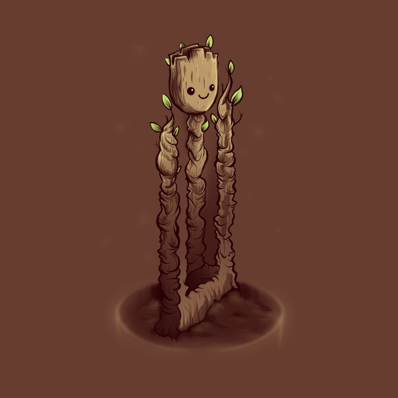 Impossible Root   by Alberto Arni's Artist Shop