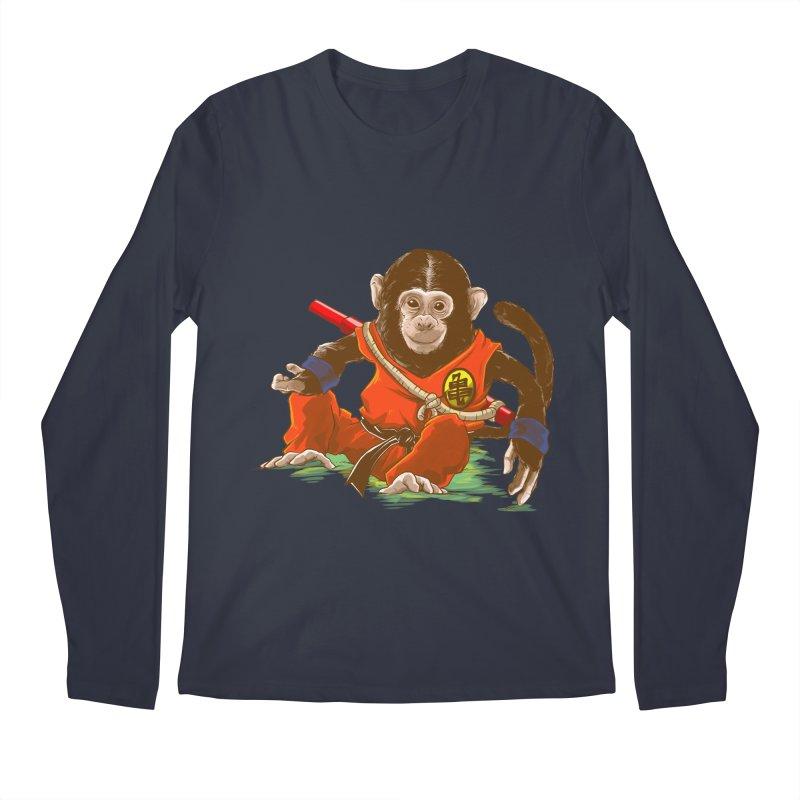 Kakarotto Men's Longsleeve T-Shirt by Alberto Arni's Artist Shop
