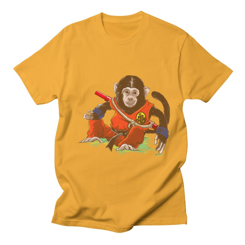 Kakarotto Men's T-shirt by Alberto Arni's Artist Shop