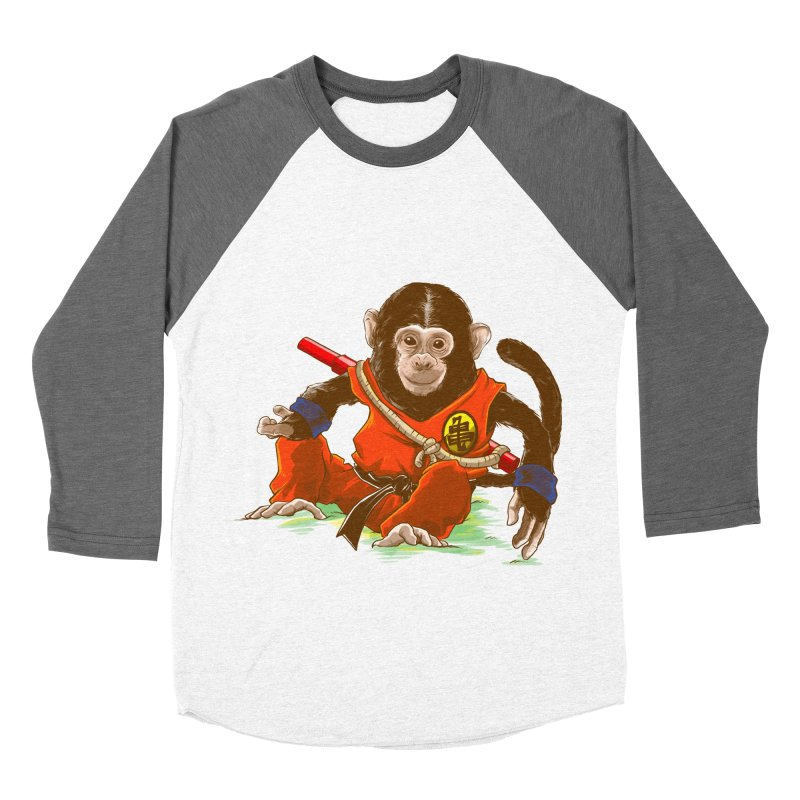 Kakarotto Women's Baseball Triblend T-Shirt by Alberto Arni's Artist Shop
